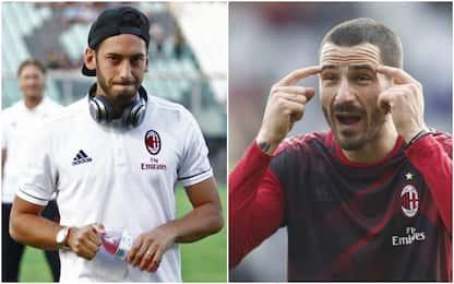 Milan, bilanci a fine anno: Calha sale, Leo scende