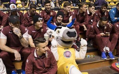Toro, il basket prima del derby: segue l'Auxilium