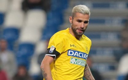 Udinese, tre settimane di stop per Behrami