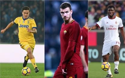 Serie A, le 7 cose da seguire all'Epifania