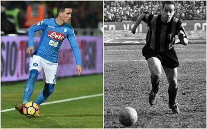 """Callejon meglio di Suarez: """"Solo grazie al Napoli"""""""