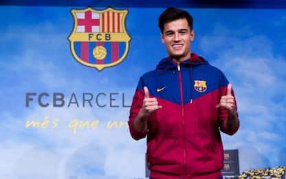 """Coutinho: """"Barça? Un sogno"""". Oggi la presentazione"""