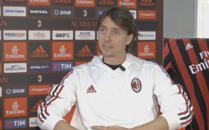 """Montolivo: """"Gattuso: passione e serietà"""""""