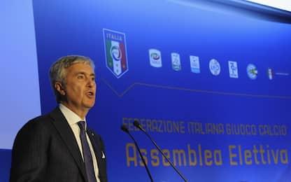 Sibilia si candida per la FIGC: sfiderà Gravina