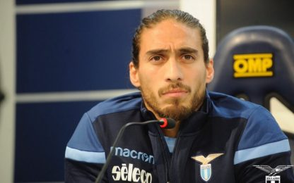 """Caceres: """"Lazio opportunità di rilancio personale"""""""