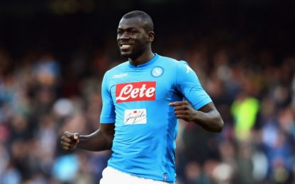 """Koulibaly: """"Per Napoli firmerei contratto a vita"""""""