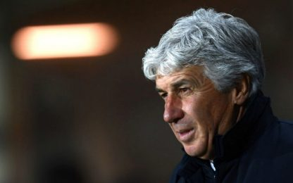 "Gasperini: ""Per andare in finale serve un'impresa"""