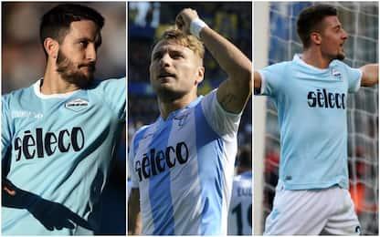 Lazio, da record: meglio di Real, Juve e Bayern