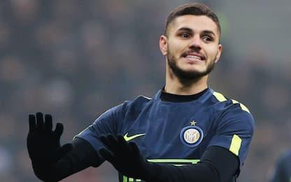 "Inter, Icardi: ""Ginocchio ok, torno presto"""