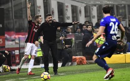 Milan-Lazio, tutto da rifare: 0-0 a San Siro