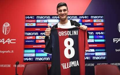 """Orsolini: """"A Bergamo poco spazio, volevo cambiare"""""""