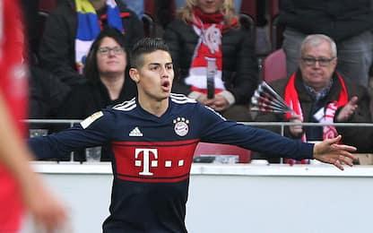 Il Bayern allunga ancora, lo Schalke perde in casa