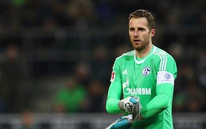 Papera del portiere, Schalke: la consolazione...