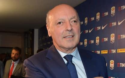 """Marotta: """"De Laurentiis è un burlone"""""""