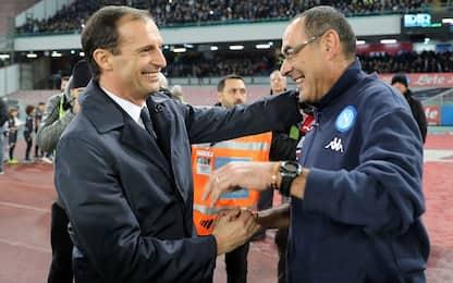 """Corcione: """"Napoli-Juve e l'alta velocità in testa"""""""