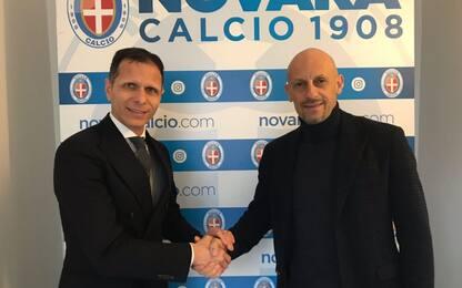Novara, Di Carlo nuovo allenatore: è ufficiale