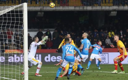 Serie A, le migliori giocate della 23^ giornata