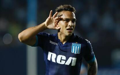 "Lautaro Martinez: ""No al Dortmund, vado all'Inter"""
