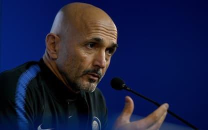 """Spalletti: """"Devo meritarmi di allenare l'Inter"""""""