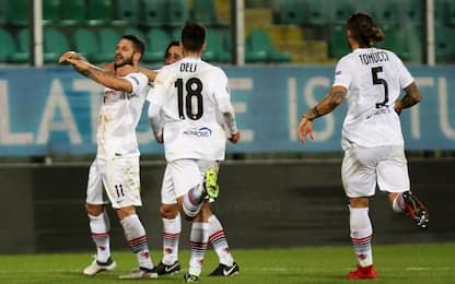 """Foggia, Agnelli: """"Obiettivo? La salvezza"""""""