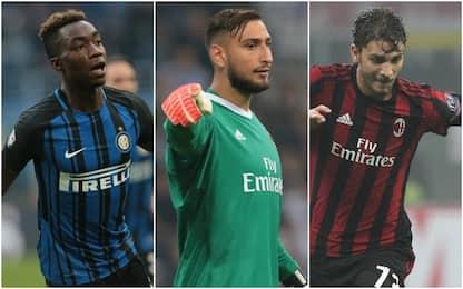 Migliori giovani, c'è un italiano al primo posto