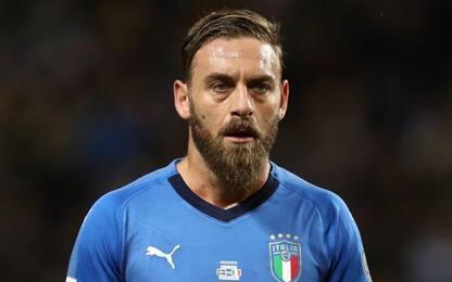 """De Rossi: """"Italia? Se il nuovo Ct mi chiama..."""""""