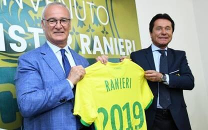 """Presidente Nantes: """"Ranieri Ct? Non mi opporrei"""""""