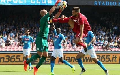 Cagliari-Napoli: tutte le quote