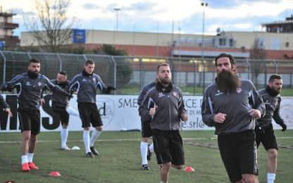 Serie C, Arezzo-Livorno: non si gioca
