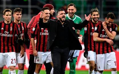 """Porrà racconta Gattuso: """"Un fighter rimasto paisà"""""""