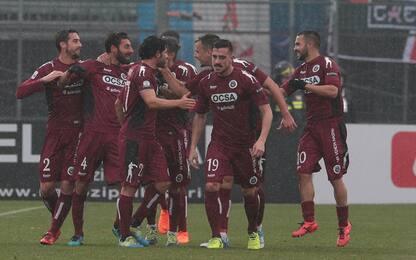 Cittadella all'assalto, Palermo-Frosinone da urlo