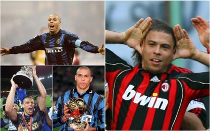 Accadde oggi: Ronaldo torna (rossonero) a San Siro