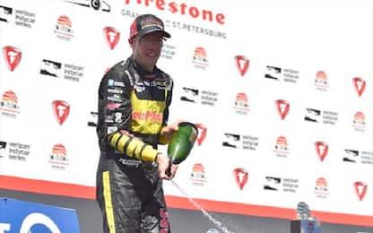 Indy Car, Bourdais vince a St. Petersbourg