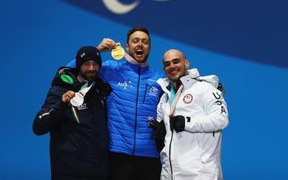 Paralimpiadi, snowboardcross: argento Pozzerle