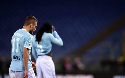 La Lazio frena ancora, col Bologna finisce 1-1