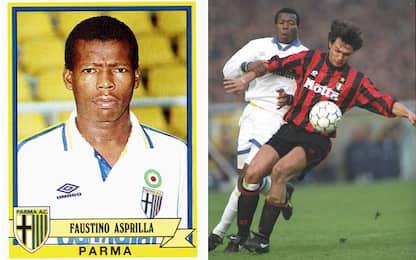 """Gol di Asprilla. E il Milan """"invincibile"""" cadde"""