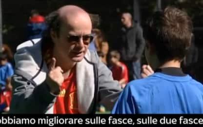 """Spot anti papà-ultras: """"Lasciate giocare i bimbi"""""""