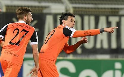 Varela risponde a Marilungo: Spezia-Ascoli 1-1