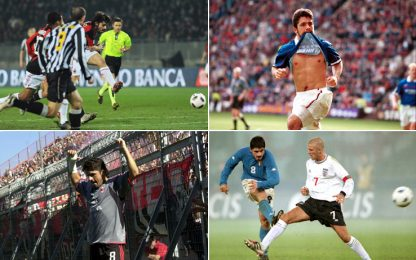 Non solo Juventus-Milan: tutti i gol di Gattuso
