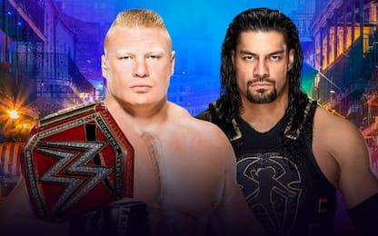 I giganti della WWE pronti per WrestleMania 34