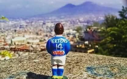 "Porrà: ""Il napoletano Mertens, belga per caso"""