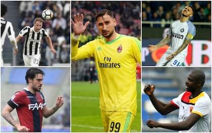 Guarda tutti gli highlights di Serie A!