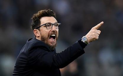 """Di Francesco: """"Dopo Barça, non c'era attesa derby"""""""