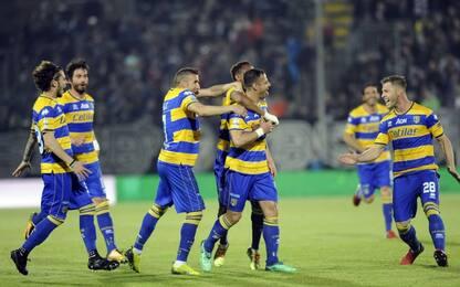 Il Parma sbanca Ascoli: una notte da seconda