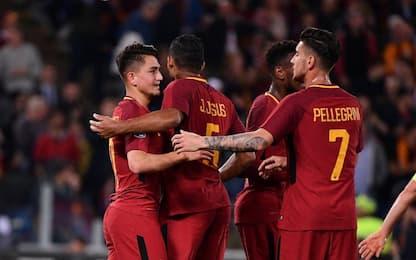 La Roma ritrova vittoria e 3° posto, Genoa ko 2-1