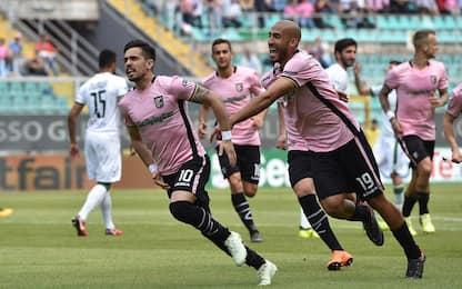Parma e Palermo al 2° posto, 1-1 tra Foggia e Bari