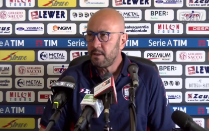 "Zenga: ""Udinese? Non sarà decisiva. Crociata out"""