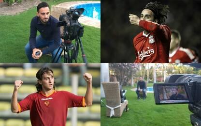 """Aquilani: """"Liverpool-Roma? La gara del mio cuore"""""""
