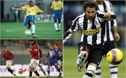 """Gol """"alla Del Piero"""" e altre magie da """"copyright"""""""