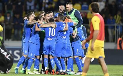 Empoli devastante a Frosinone, Serie A a un passo